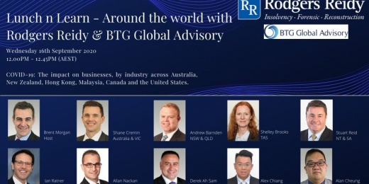 Webinar Summary: Around the World with Rodgers Reidy & BTG Global Advisory