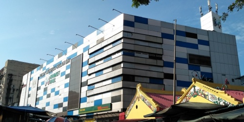 Sale of One Hundred and Thirteen (113) units of retails lots located in a Five (5) Storey Retail and Wholesale Mall