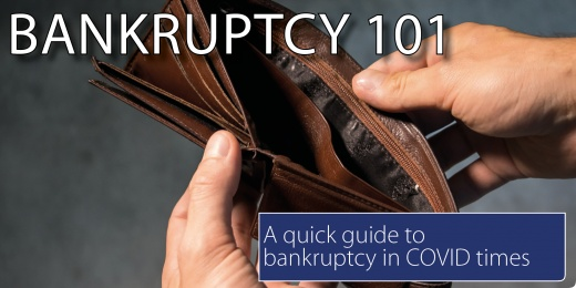 Bankruptcy 101